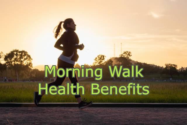Morning Walk Health Benefits